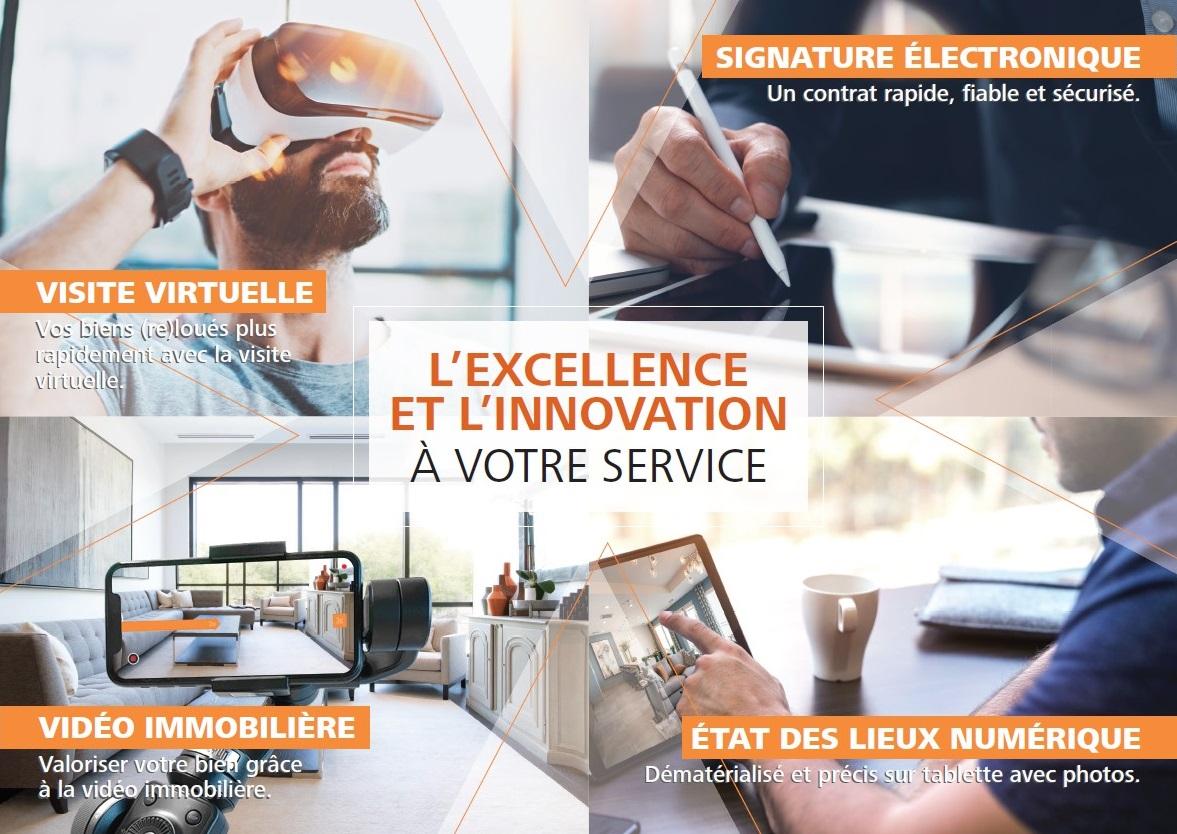 L'excellence et l'innovation à votre service